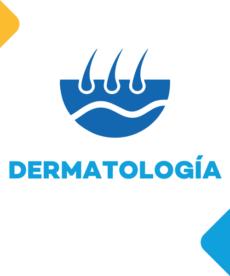 Especialidad Dermatologia - Salud MuniVentanilla