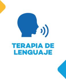 Especialidad Terapia Lenguaje - Salud MuniVentanilla